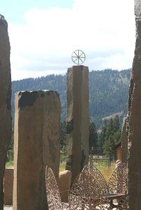 Photo of Taranis Pillar